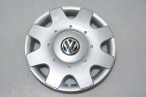 Original VW Golf 6 Jetta Touran 4x Radzierkappen Radkappen 16 Zoll 1T0601147C