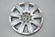 Original VW Tiguan 5N 4x Radzierkappen Radkappen 16 Zoll 5N0601147