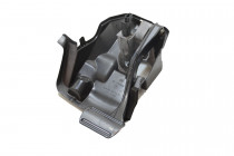 Original Mercedes-Benz C219 CLS Bremspedal Pedal Pedalblock Automatik 2112900719
