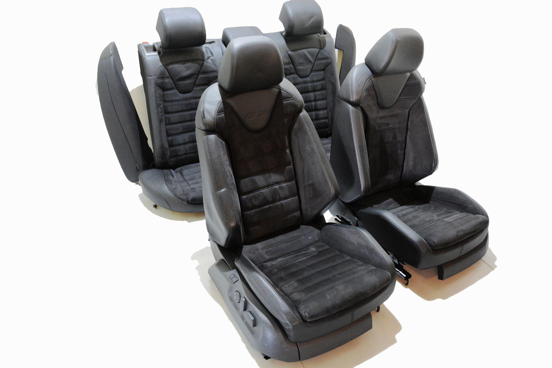 autositzbez ge sitzbez ge set eco leder mit alcantara. Black Bedroom Furniture Sets. Home Design Ideas