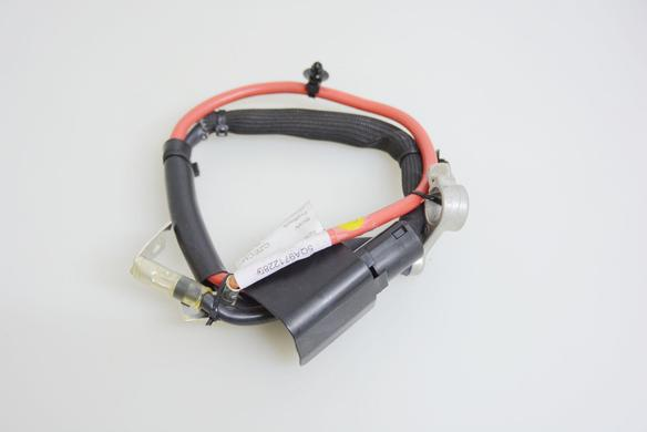 Original VW Tiguan AD1 Kabelbaum Batteriekabel Plus 5QA971228D